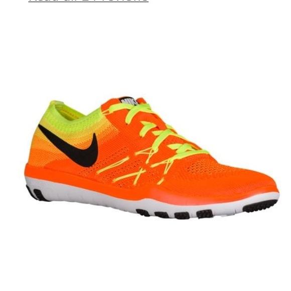 Nike Chaussures    Femme  Free Tr Focus Flyknit   Poshmark